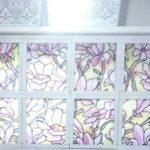 格子窓の画像