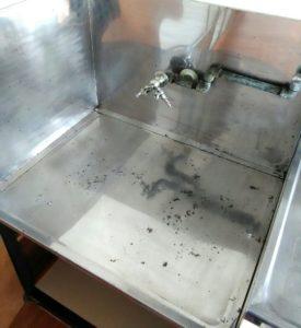 賃貸のキッチンの画像
