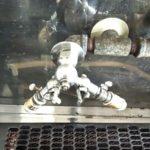 ガス元栓の画像