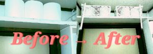 トイレの棚の画像