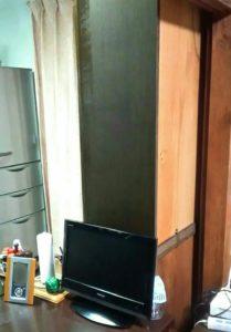 食器棚の画像