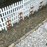 フェンス柵の画像