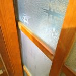 ガラス戸の画像