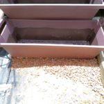 植木鉢の画像
