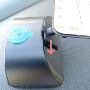 ドライブレコーダーの画像