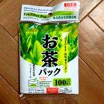 お茶パック tea pack